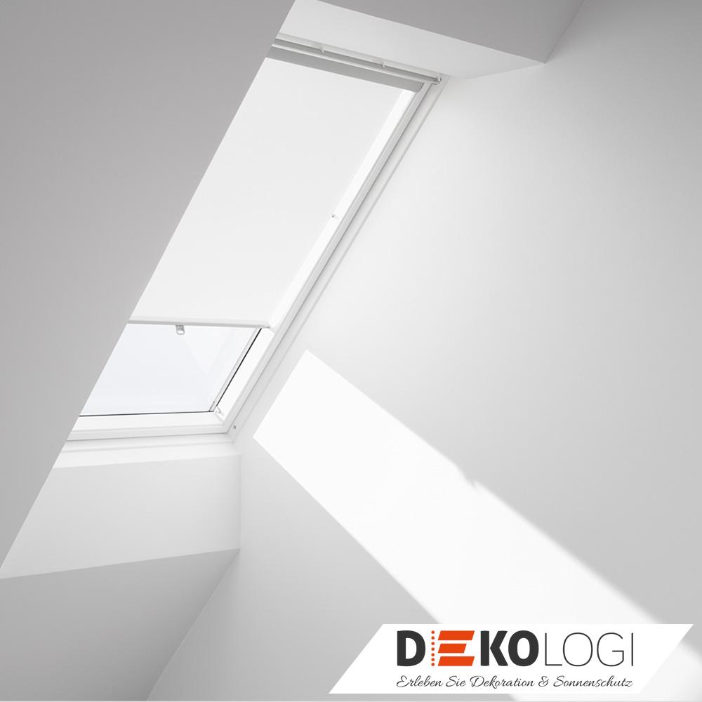 velux dachfensterrollo mit haltekrallen sichtschutz holzfenster rhl vly vu vku. Black Bedroom Furniture Sets. Home Design Ideas